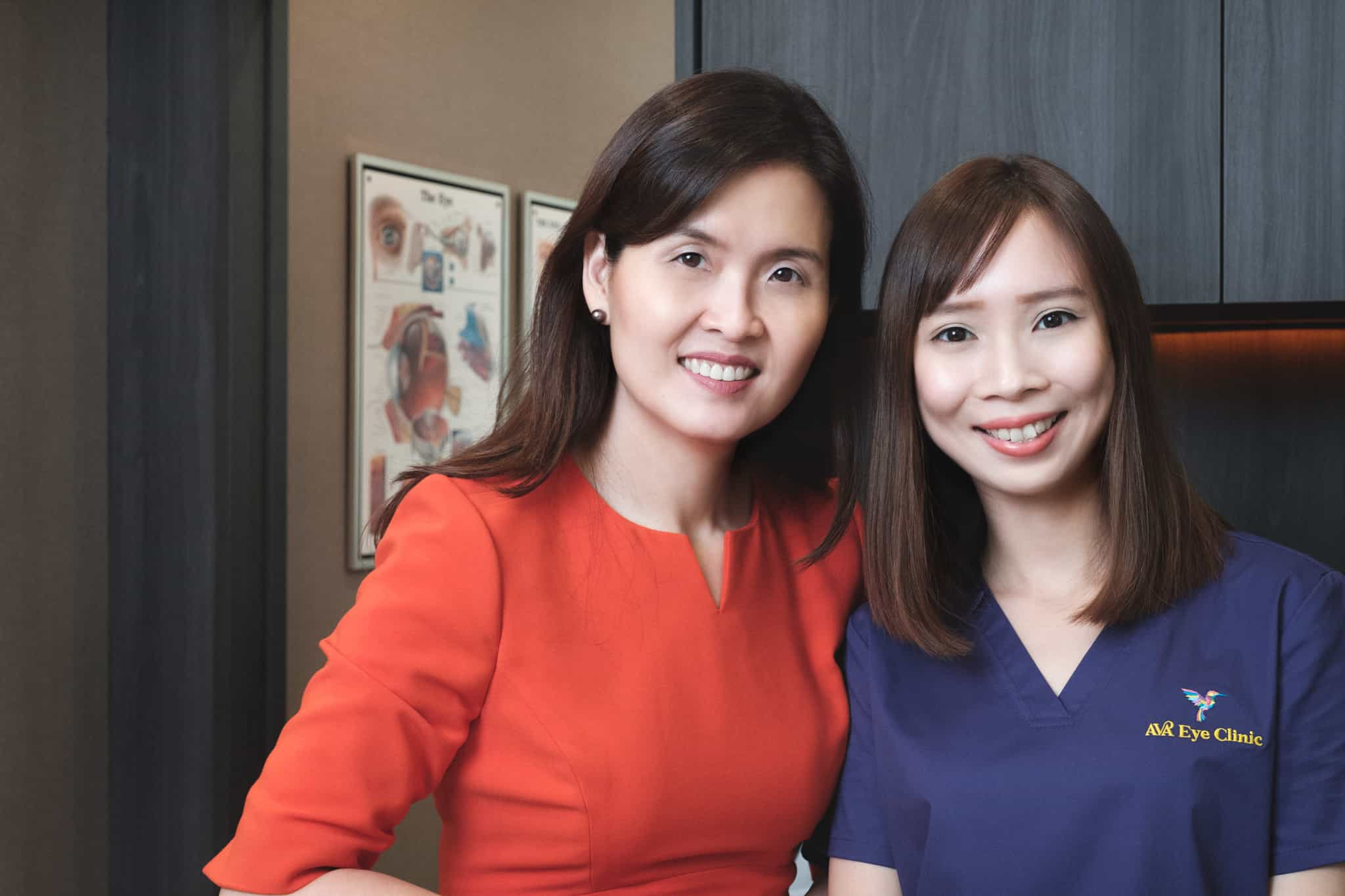 Audrey Looi And Staff